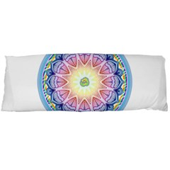 Mandala Universe Energy Om Body Pillow Case Dakimakura (two Sides)