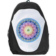 Mandala Universe Energy Om Backpack Bag