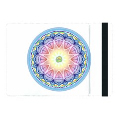 Mandala Universe Energy Om Apple Ipad Pro 10 5   Flip Case