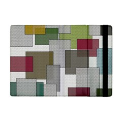 Decor Painting Design Texture Apple Ipad Mini Flip Case by Nexatart
