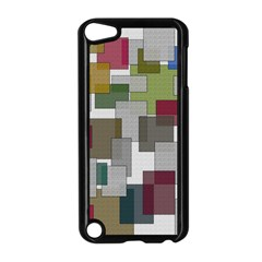 Decor Painting Design Texture Apple Ipod Touch 5 Case (black)