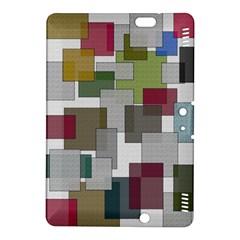 Decor Painting Design Texture Kindle Fire Hdx 8 9  Hardshell Case