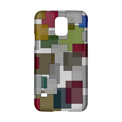 Decor Painting Design Texture Samsung Galaxy S5 Hardshell Case