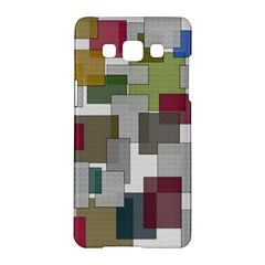 Decor Painting Design Texture Samsung Galaxy A5 Hardshell Case