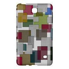 Decor Painting Design Texture Samsung Galaxy Tab 4 (8 ) Hardshell Case
