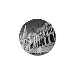 Architecture Parliament Landmark Golf Ball Marker by Nexatart