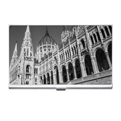 Architecture Parliament Landmark Business Card Holders by Nexatart