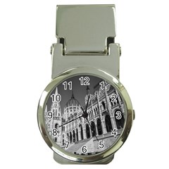 Architecture Parliament Landmark Money Clip Watches by Nexatart