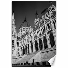 Architecture Parliament Landmark Canvas 12  X 18   by Nexatart