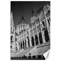 Architecture Parliament Landmark Canvas 20  X 30   by Nexatart