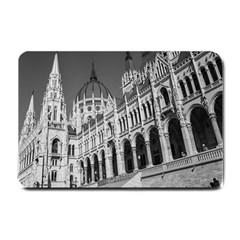 Architecture Parliament Landmark Small Doormat