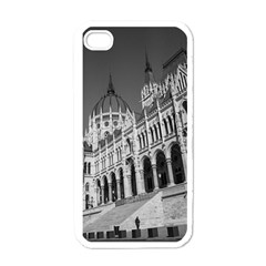 Architecture Parliament Landmark Apple Iphone 4 Case (white)