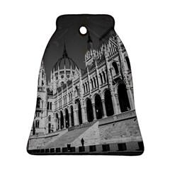 Architecture Parliament Landmark Bell Ornament (two Sides)