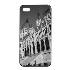 Architecture Parliament Landmark Apple Iphone 4/4s Seamless Case (black) by Nexatart