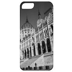 Architecture Parliament Landmark Apple Iphone 5 Classic Hardshell Case