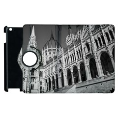 Architecture Parliament Landmark Apple Ipad 2 Flip 360 Case