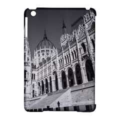 Architecture Parliament Landmark Apple Ipad Mini Hardshell Case (compatible With Smart Cover) by Nexatart