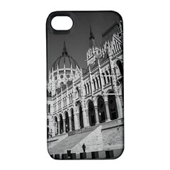 Architecture Parliament Landmark Apple Iphone 4/4s Hardshell Case With Stand