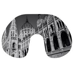 Architecture Parliament Landmark Travel Neck Pillows