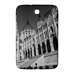 Architecture Parliament Landmark Samsung Galaxy Note 8 0 N5100 Hardshell Case  by Nexatart