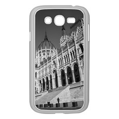 Architecture Parliament Landmark Samsung Galaxy Grand Duos I9082 Case (white)