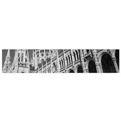 Architecture Parliament Landmark Flano Scarf (small) by Nexatart