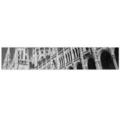 Architecture Parliament Landmark Flano Scarf (large) by Nexatart