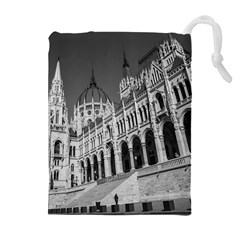 Architecture Parliament Landmark Drawstring Pouches (extra Large)