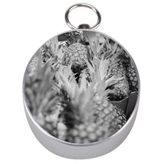 Pineapple Market Fruit Food Fresh Silver Compasses