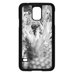 Pineapple Market Fruit Food Fresh Samsung Galaxy S5 Case (black)