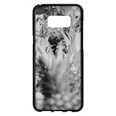 Pineapple Market Fruit Food Fresh Samsung Galaxy S8 Plus Black Seamless Case