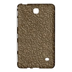 Leather Texture Brown Background Samsung Galaxy Tab 4 (8 ) Hardshell Case