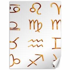 Signs Of The Zodiac Zodiac Aries Canvas 36  X 48
