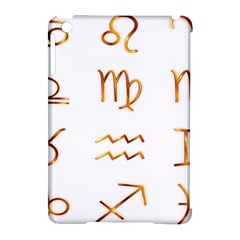 Signs Of The Zodiac Zodiac Aries Apple Ipad Mini Hardshell Case (compatible With Smart Cover) by Nexatart