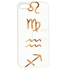 Signs Of The Zodiac Zodiac Aries Apple Iphone 5 Hardshell Case With Stand