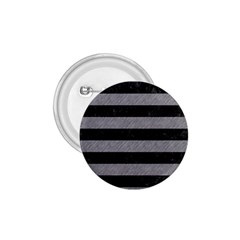 Stripes2 Black Marble & Gray Colored Pencil 1 75  Buttons by trendistuff