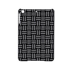 Woven1 Black Marble & Gray Colored Pencil Ipad Mini 2 Hardshell Cases by trendistuff