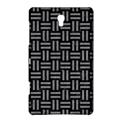 Woven1 Black Marble & Gray Colored Pencil Samsung Galaxy Tab S (8 4 ) Hardshell Case  by trendistuff
