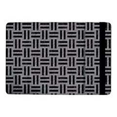 Woven1 Black Marble & Gray Colored Pencil (r) Samsung Galaxy Tab Pro 10 1  Flip Case by trendistuff
