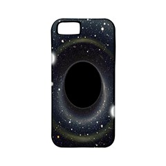 Brightest Cluster Galaxies And Supermassive Black Holes Apple Iphone 5 Classic Hardshell Case (pc+silicone) by Mariart