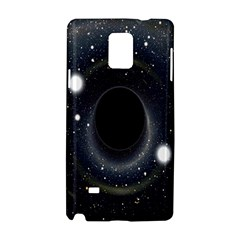 Brightest Cluster Galaxies And Supermassive Black Holes Samsung Galaxy Note 4 Hardshell Case by Mariart