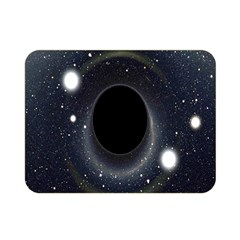 Brightest Cluster Galaxies And Supermassive Black Holes Double Sided Flano Blanket (mini)  by Mariart