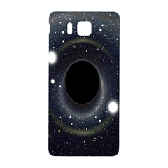 Brightest Cluster Galaxies And Supermassive Black Holes Samsung Galaxy Alpha Hardshell Back Case by Mariart
