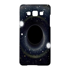 Brightest Cluster Galaxies And Supermassive Black Holes Samsung Galaxy A5 Hardshell Case  by Mariart