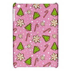 Ginger Cookies Christmas Pattern Apple Ipad Mini Hardshell Case by Valentinaart
