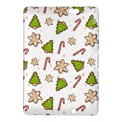 Ginger Cookies Christmas Pattern Kindle Fire Hdx 8 9  Hardshell Case by Valentinaart