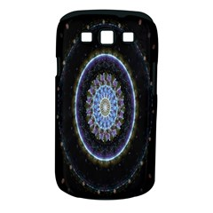 Colorful Hypnotic Circular Rings Space Samsung Galaxy S Iii Classic Hardshell Case (pc+silicone) by Mariart