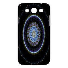 Colorful Hypnotic Circular Rings Space Samsung Galaxy Mega 5 8 I9152 Hardshell Case  by Mariart