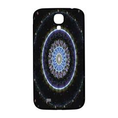 Colorful Hypnotic Circular Rings Space Samsung Galaxy S4 I9500/i9505  Hardshell Back Case by Mariart