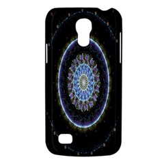 Colorful Hypnotic Circular Rings Space Galaxy S4 Mini by Mariart